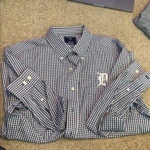 Detroit button up shirt